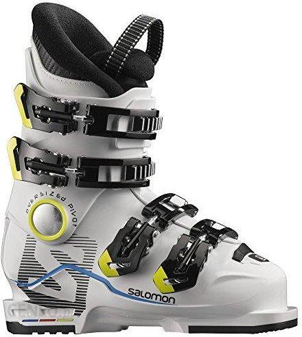 Amazon Salomon dziecięce buty narciarskie, biały, 24 Ceneo.pl