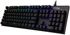 HyperX Alloy FPS RGB Czarna (HXKB1SS2US)