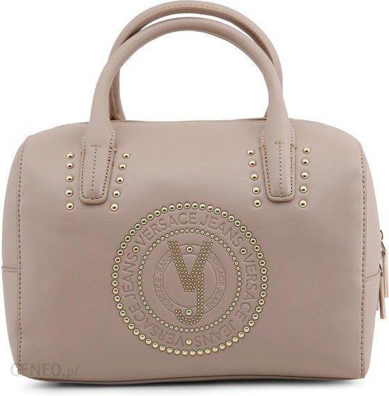 2b137bf85f74f0 Versace Jeans torebka damska do ręki brązowy - Ceny i opinie - Ceneo.pl