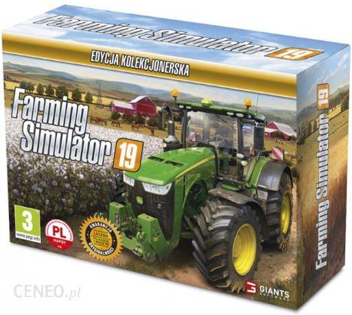 Farming Simulator 19 Edycja Kolekcjonerska Gra Pc