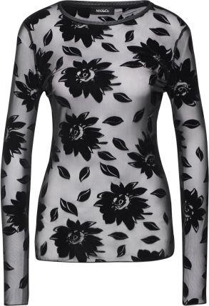 New Look BILLIE BLOOM BARDOT Bluzka z długim rękawem black pattern ... 3724acab9f