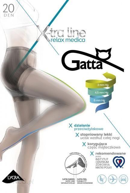 993792ebac07d3 Rajstopy Gatta Body Relax Medica 20 den 2 Daino Gatta 20 den - zdjęcie 1
