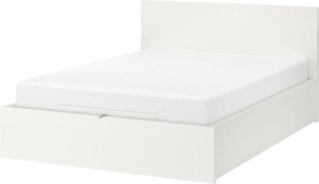 Ikea Malm łóżko Z Pojemnikiem 209x196 00404812 Opinie I Atrakcyjne Ceny Na Ceneopl