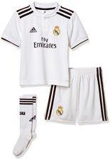 Gárgaras No se mueve Pesimista  Amazon Adidas 2018 – 2019 Real Madrid Home Mini Kit, biały, 4–5 lat -  Ceneo.pl