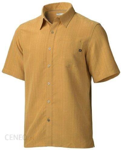 Amazon Marmot męska koszula EL Dorado Short Sleeve, beżowy, m Ceneo.pl
