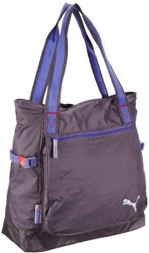 ba9edc7573f6b Amazon PUMA torebka damska torba sportowa Fitness Shopper, szary, UA -  zdjęcie 1