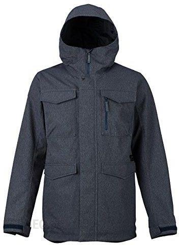 Amazon Burton Covert kurtka snowboardowa męska, niebieski, xxl