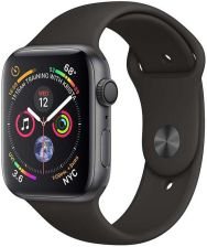 Apple Watch 4 44mm Szary/Czarny Sport GPS (MU6D2WBA)