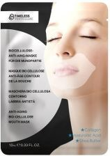 1b0ea9e42be414 Timeless Truth Mask Anti-Aging Bio Cellulose Mouth Mask kolagenowa maseczka na  usta z biocelulozy