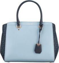 61805cfa1a569 Michael kors torebka niebieska - ceny i opinie - oferty Ceneo.pl