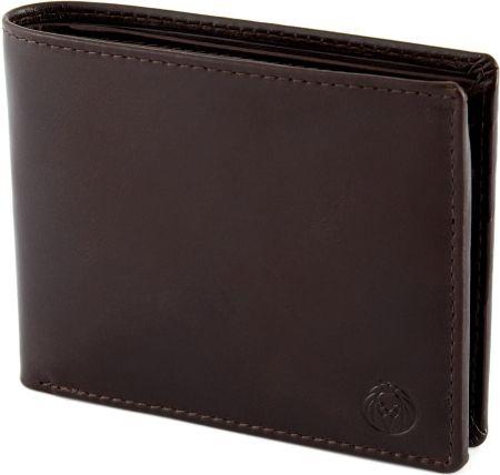 835b83a0b3c01 Portfel FOX - Core Wallet Black (001) rozmiar  NS - Ceny i opinie ...