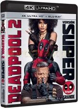 Film Blu-ray Deadpool 2 Theatrical and Unrated Super Duper $@%!# Cut (ES) [Blu-Ray 4K]+[Blu-Ray] - zdjęcie 1
