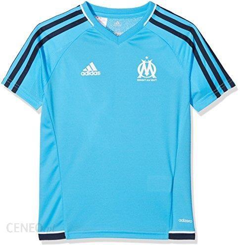 Amazon 0 dzieci olympique Marseille trykot, niebieski, 128 Ceneo.pl