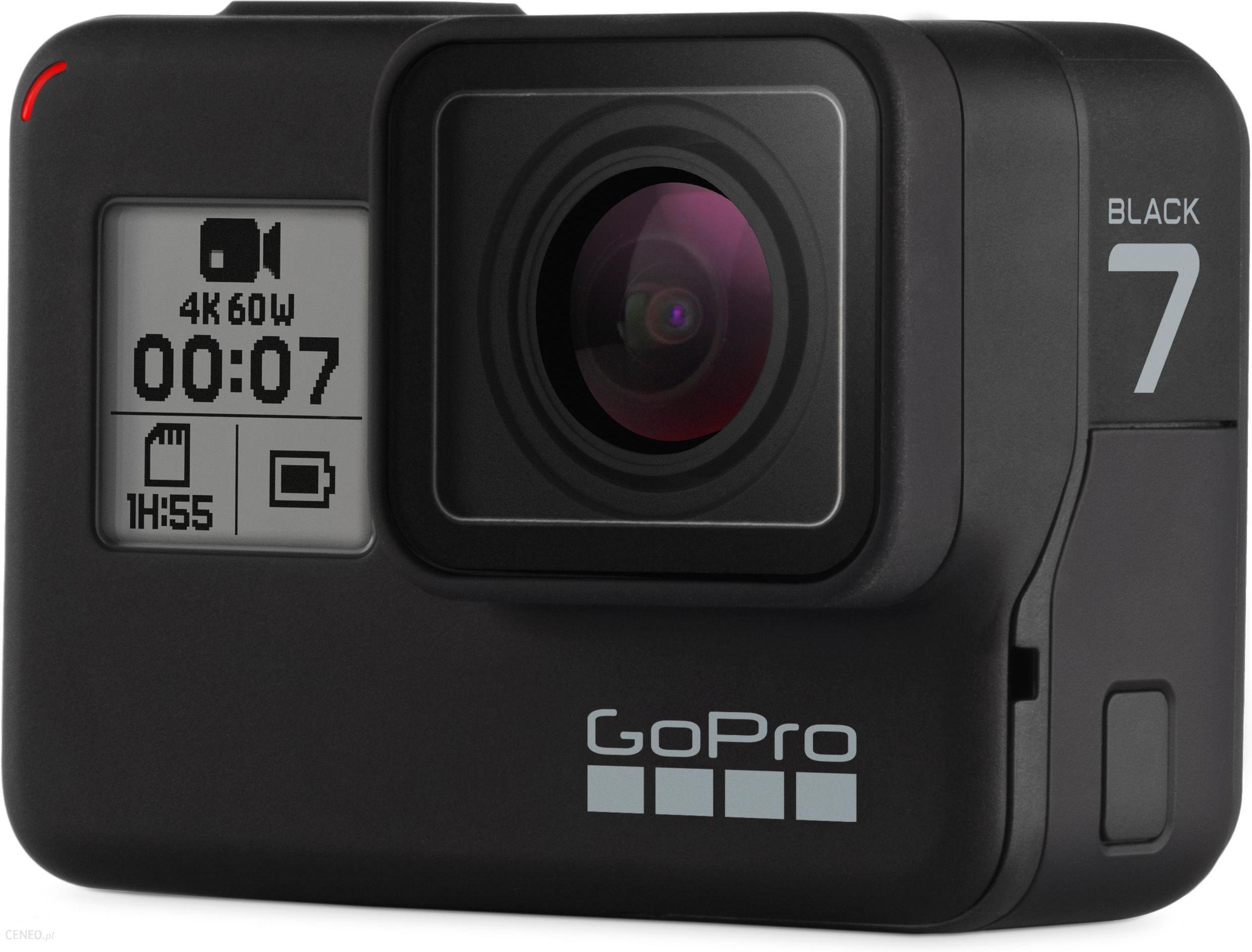 """Juoda """"GoPro Hero 7"""" kamera (CHDHX701RW)"""