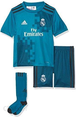 premium selection 84696 54215 Amazon Koszulka adidas 3 Mini Real Madrid FC, unisex dorośli, niebieski,  116 - Ceneo.pl