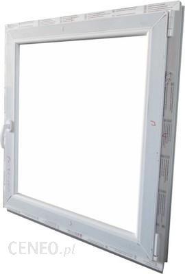 Okno Pcv Rozwierno Uchylne Lewe 1065 X 1035 Mm Okna Castorama