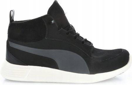 Adidas Buty męskie Hoops 2.0 Mid czarne r. 42 23 (BB7207