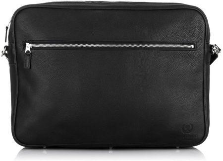 69a8fbc5bec1d Roncato torba na ramię podręczna typu messenger z klapą kolekcja ...