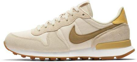online store a7cda 80022 Buty damskie Nike Internationalist - Kremowy ...