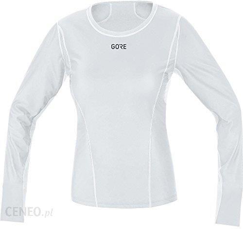 10475080cbeec8 Amazon Gore Wear koszulka Wind gęstej damska koszulka z długim rękawem,  wytłaczanie, Gore M