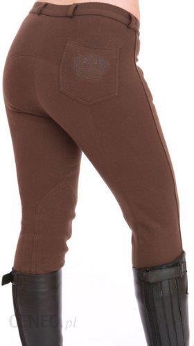 e9302840e40fd Amazon Sherwood Forest marlow damskie spodnie do jazdy konnej, brązowy, 18  - zdjęcie 1