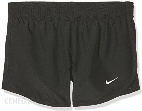 aaa5bf79df1df Amazon Nike Girls Dry tempo Running Short (Small, Black/Black) - Ceneo.pl