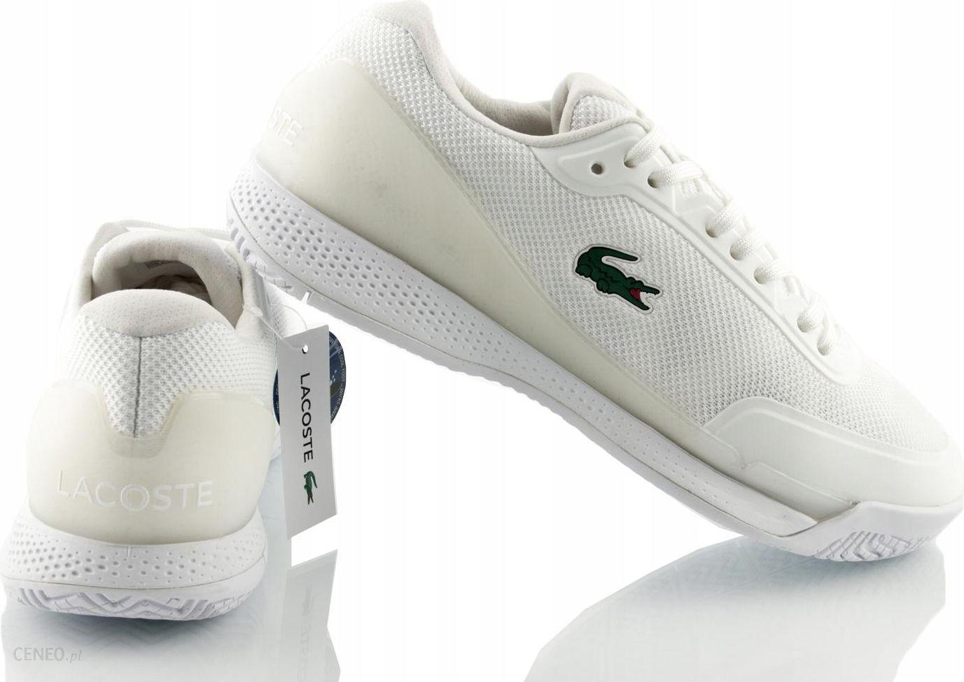 Buty Lacoste Lt Pro 117 damskie białe sneakersy 39 Ceny i opinie Ceneo.pl