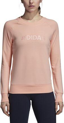 bluza adidasa różowa