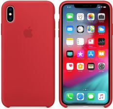 Apple iPhone XS Max Silicone Case Product czerwony (MRWH2ZMA)