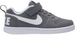 new product 31bbb 0d43a Buty Nike Court Borough Low (PSV) - SZARY, 34