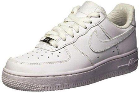 first rate e611e af61a Amazon Nike Air Force 1 07 buty sportowe damskie, kolor biały (White