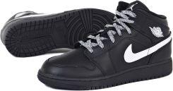 Buty Nike Air Jordan 1 MID Bg 554725 049 R. 40 Ceny i opinie Ceneo.pl