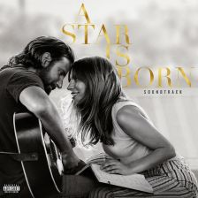 A Star Is Born soundtrack (Narodziny Gwiazdy) (Lady Gaga) (PL) [CD]
