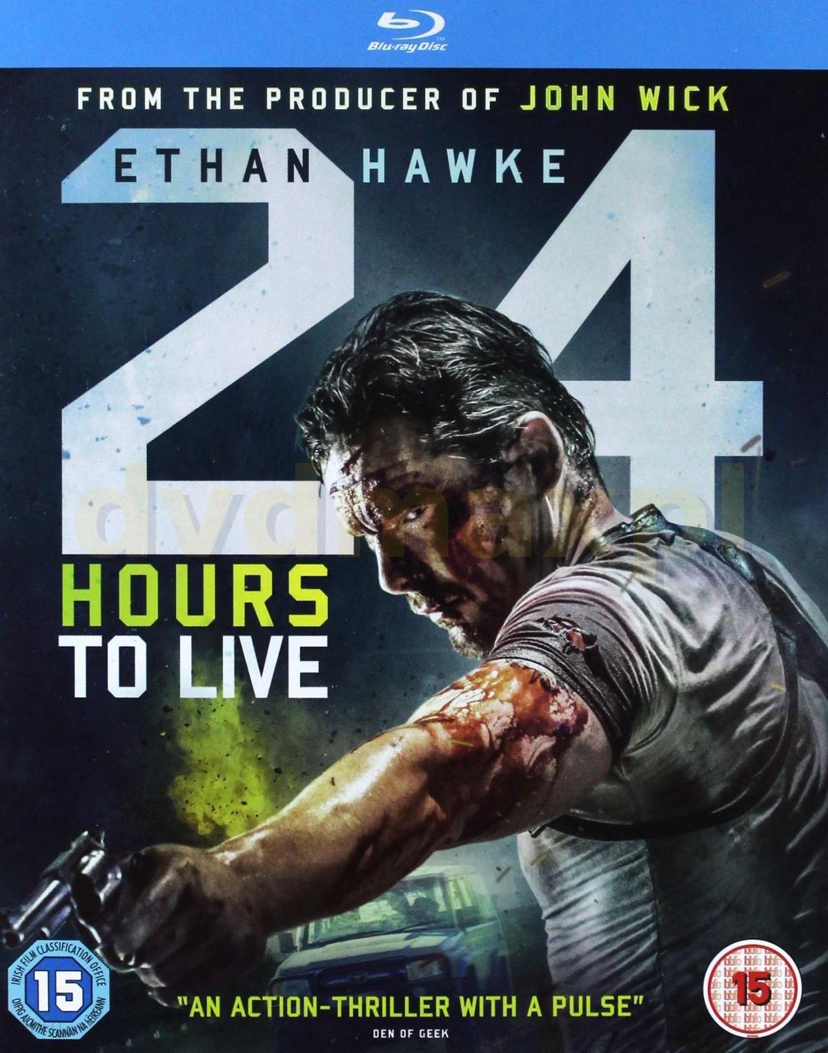 16eda57b8185f Film Blu-ray 24 Hours to Live (24 godziny po śmierci) (EN)  Blu-Ray ...