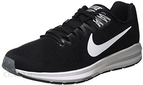Buty Do Biegania Nike Air Zoom Structure 21 Męskie Czarne