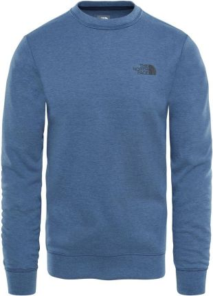 77184630ae Bluza męska THE NORTH FACE Raglan Simple Dome Crew T93BQM7D6 - Ceny ...