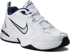Buty NIKE - Air Monarch IV 415445 102 White/Metallic Silver