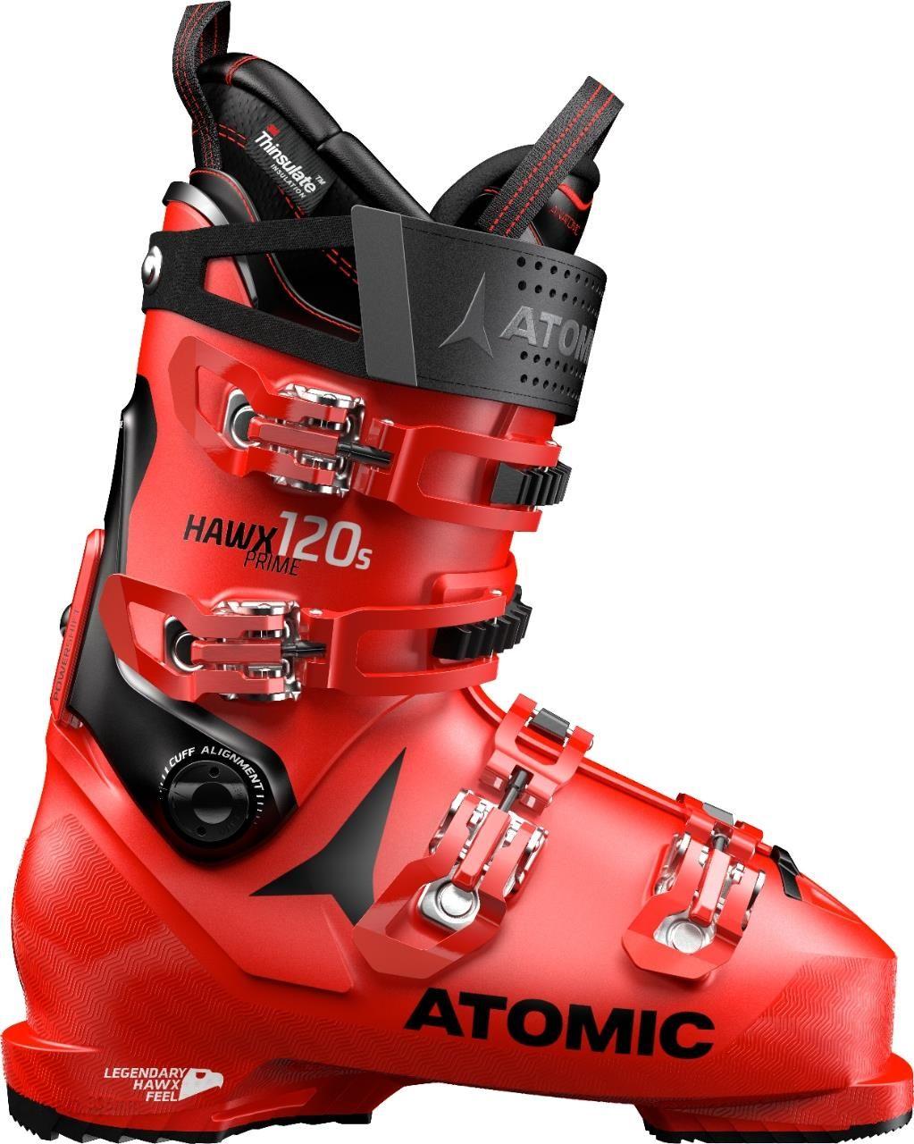 Atomic Hawx Prime 120 S Black Red 2019