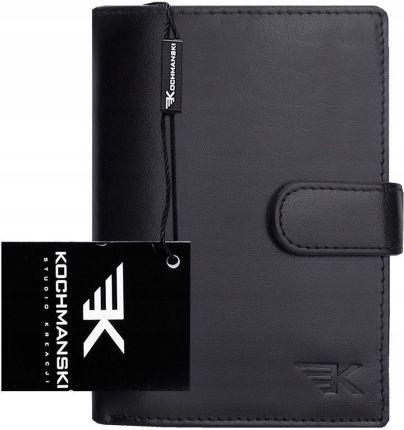 f3478e5f3d87d Skórzany portfel męski Kochmanski RFID stop 1162 - Ceny i opinie ...