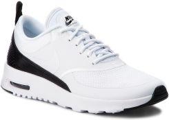 ad906831b0aa6 Buty NIKE - Nike Air Max Thea 599409 111 White/White/Black eobuwie