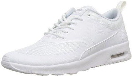 separation shoes 9a562 e791b Amazon Nike damskie buty WMNS Air Max THEA gimnastyka - szary - 42.5 EU