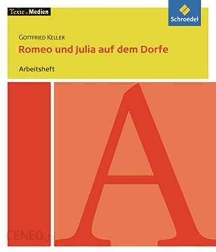 Amazon Tekstmultimedia Gottfried Piwnicy Romeo I Julia W Dorfe Robocza Zeszyt Ceneopl