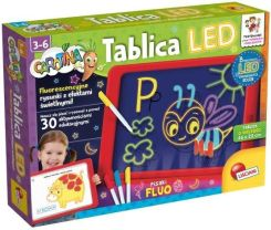 Tablica fluorescencyjna LED Carotina