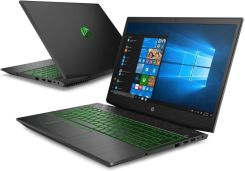 "HP Pavilion Gaming 15,6""/i5/16GB/256GB/Win10 (15CX0005NW4UF92EAGREEN)"