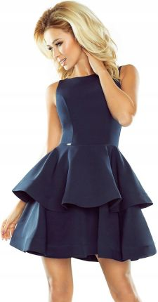 Amazon Brides May Rockabilly Retro Z Lat Na Szyi Vintage Sukienki