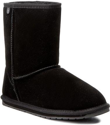 0adbf0f5c6c ... Alba Mini Mini Kids Chestnut (EM109-c) (czarny). Buty EMU AUSTRALIA -  Wallaby Lo Teens T10102 Black eobuwie