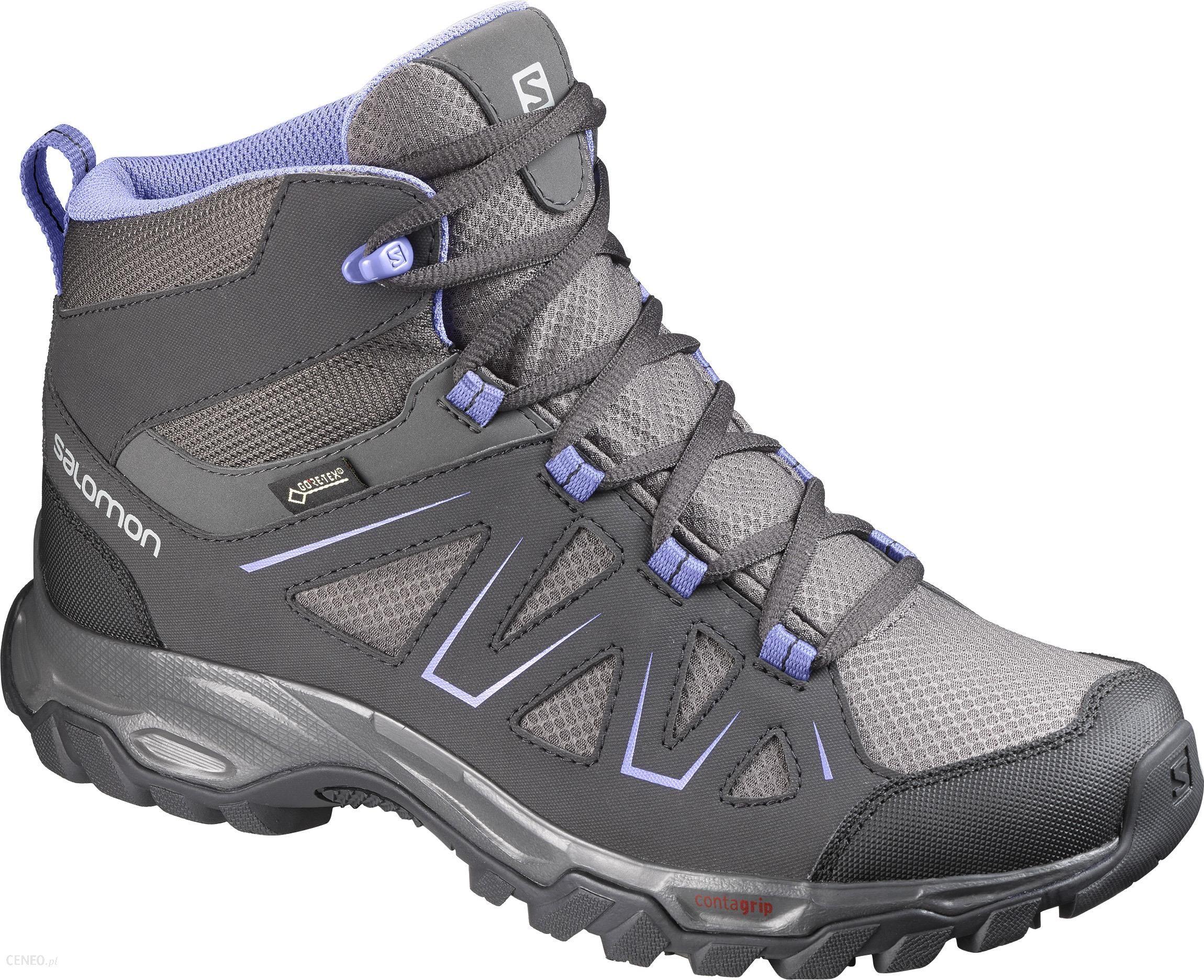 buty trekkingowe salomon damskie wysokie