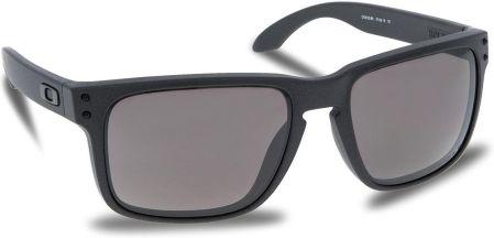 79fc1ba233 ... Fade Prizm Sapphire Polarized. Okulary przeciwsłoneczne OAKLEY - Holbrook  OO9102-B5 Steel Prizm Daily Polarized eobuwie