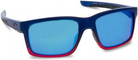 e9555559802 Okulary przeciwsłoneczne OAKLEY - Mainlink OO9264-3257 Blue Pop Fade Prizm  Sapphire Iridium
