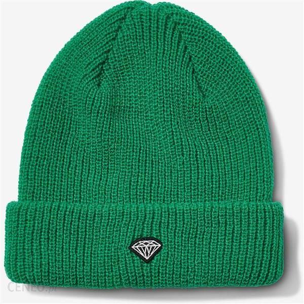 b3174c0dea6 czapka zimowa DIAMOND - Brilliant Patch Beanie Kelly Green (KEL) - zdjęcie 1